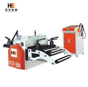 HongEr Coil Metal Sheet / Strip High Speed NC Servo Mechanical Feeder NCF-200F