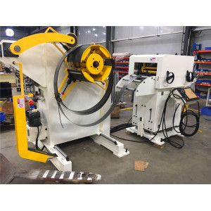 Coil Feeder Machine Automotive Coil Die Stamping Automatic Feeding