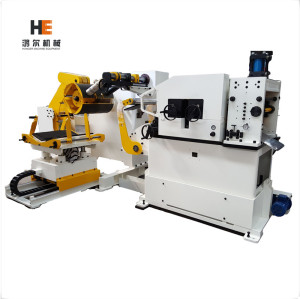Auto metal sheet feeder for power press coil feeder nc servo feeder machine