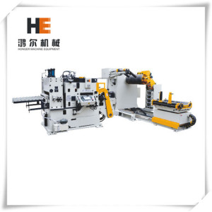 Auto metal sheet feeder for power press coil feeder nc servo feeder machine