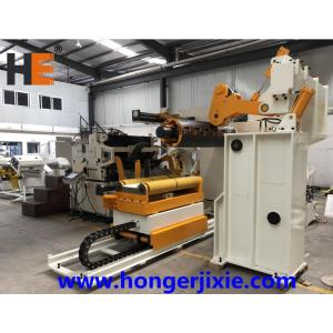 HongEr metal unwinding coil leveling feeder