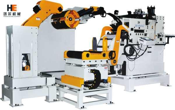 GLK4-H High Strength Servo Feeder for Metal Auto Parts Pressing