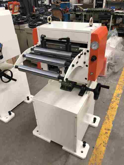 RNC servo feeder machine for metal strip