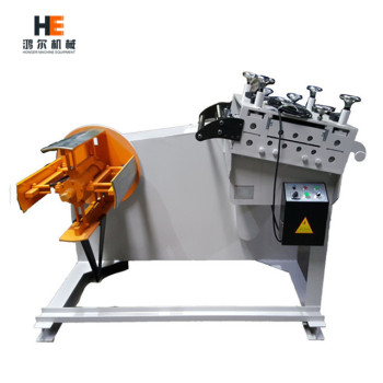 GO Uncoiler Straightener Machine for Power Press