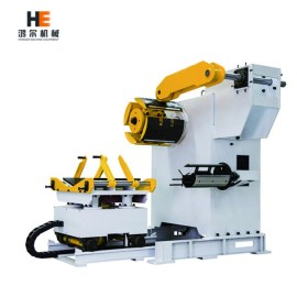 MT-F Decoiler with Coil Car for Metal Strip