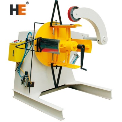 MT decoiler machine for metal coil steel sheet