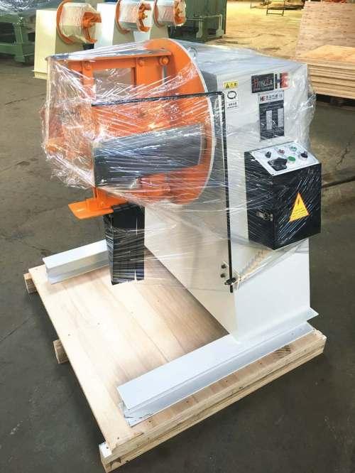 MT decoiler machine for metal coil steel sheet
