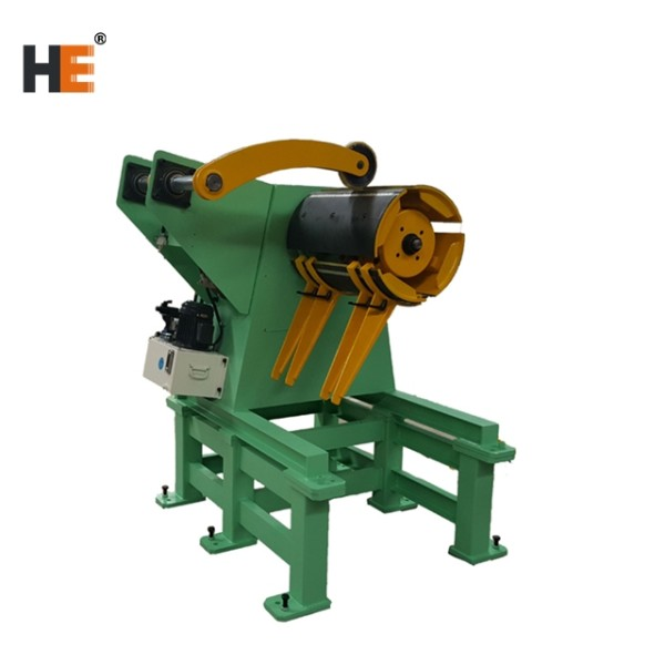 MT-F uncoiler for metal stamping