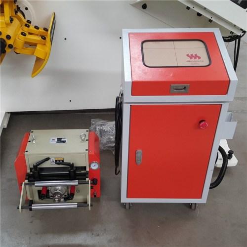 RNC-B metal sheet coil feeder