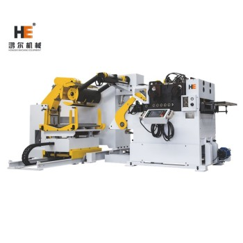 GLK4 Decoiler Straightener Feeder for Automotive Stamping
