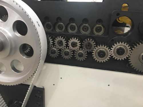 GLK4 Decoiler Straightener Feeder for Automotive Stamping