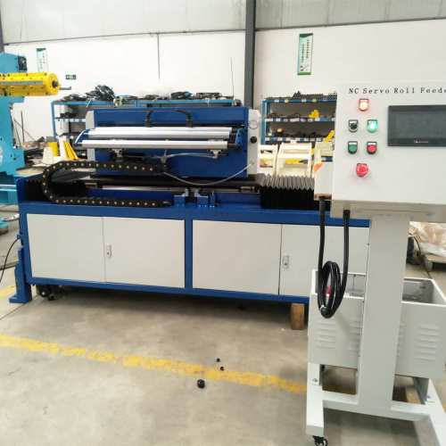 NCP zigzag auto sheet feeder for blanking