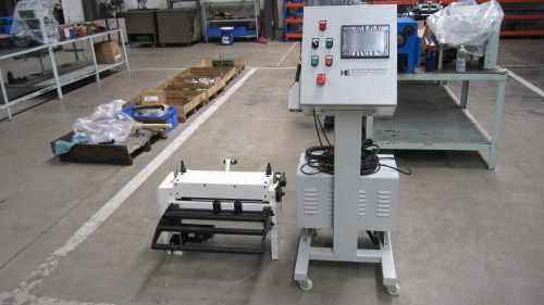 NCF automatic metal coil servo feeder