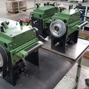 RF High Speed Roller Feeder for Press