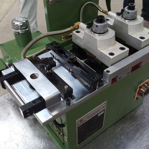 GS Gripper Feeder Machine