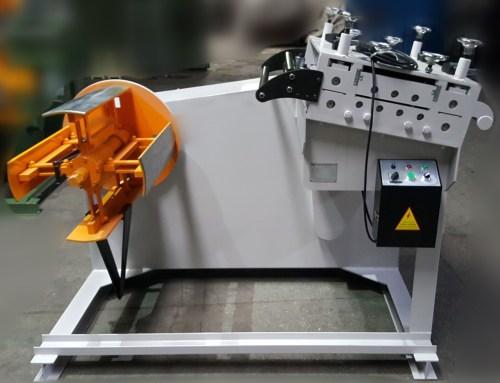 GO Uncoiler Straightener Machine for Power Press
