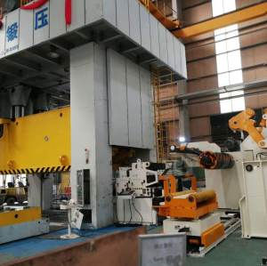 Automotive Stamping Line