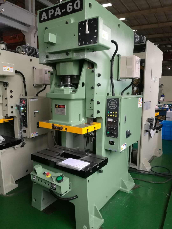 press machine for power press