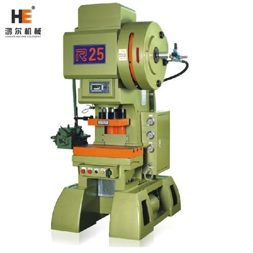 high speed C frame press machine