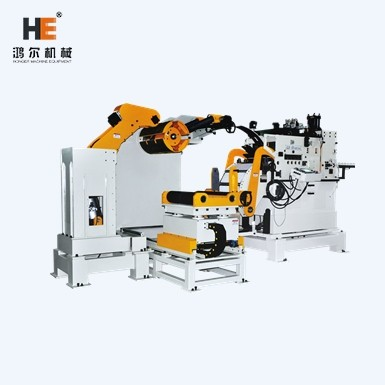 3 in 1 servo coil feeder