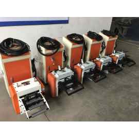HongEr Delivery 5 Sets Of RNC Servo Coil Feeder Machine For Metal Stamping To Indonesia