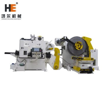GLK5-800 Coil Servo Feeder for Automation Feeding System In Press Room For 0.8-9.0mm Thickness Coil