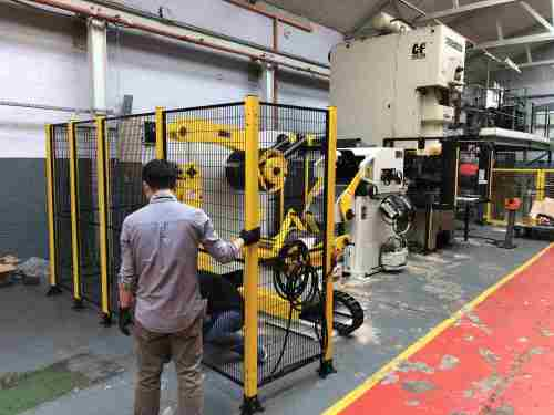 GLK3-400 3 in 1 Unit Feeder for Metal Coil Pressing In Automation Feeding System