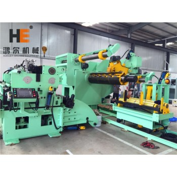 GLK4-1600 For 1600mm Metal Coil Strip Automatic Feeding Compacted Punch Machine