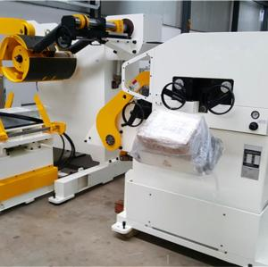 GLK3-800 Compacted Servo Feeder For Metal Coil Sheet Handling in Steel Stamping Line