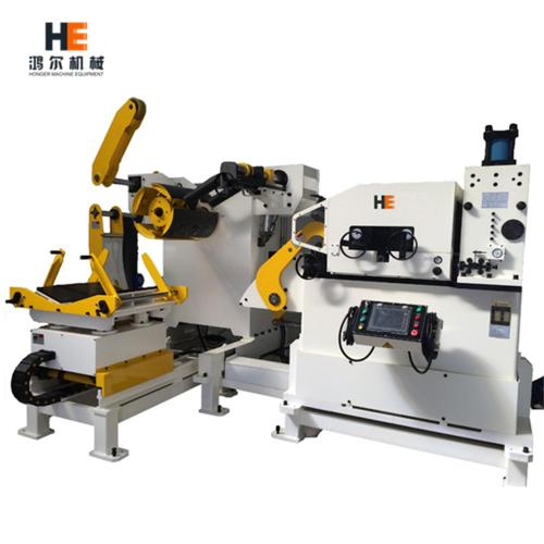 GLK3-1000 Automatic Compact Servo Feeder For Metal Strip Coil Feeding For Stamping Line