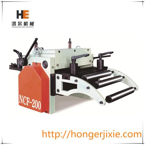 NCF-200 Steel Strip Servo Feeder For Stamping