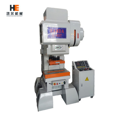 C25 Ton C Type High Speed Press Machine For Metal Stamping
