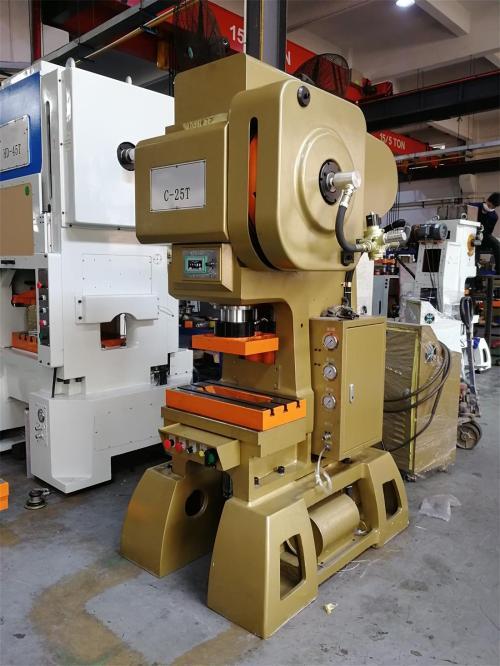 C45 Ton C Type High Speed Press Machine For Metal Stamping