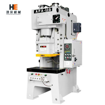 APA-110 High Precision Gap Press Machine For Metal Stamping