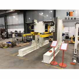 3D Manipulator For Automation Metal Strip Moving Compact Press Machine In Metal Stamping Line