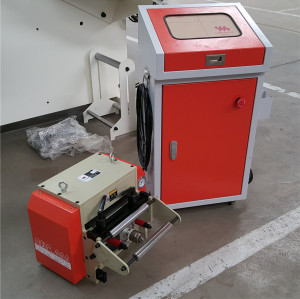 RNC-300 Metal Coil Strip Servo Feeder Machine For Metal Stamping