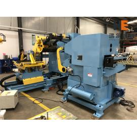 3 in 1 Decoiler Straightener Feeder Combo Machine Was Shipped To Our Customer In UK
