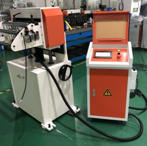 RNC-500 Servo Feeder Machine With Stand Bracket For Automation Metal Stamping In Press Room