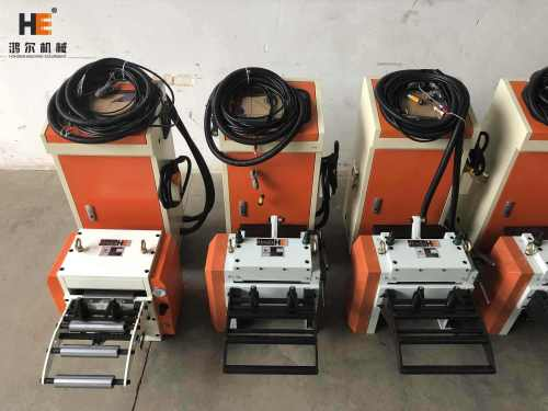 RNC-200 Pneumatic Coil Servo Feeder Machine For Metal Forming Blanking Cutting Stamping Line