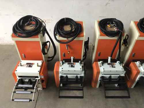 RNC Servo Coil Feeder Compact Press For Carbon Steel Hole Punching