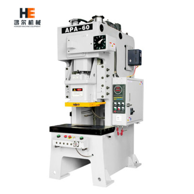 APA-60 High Precision Gap Press Machine For Metal Stamping