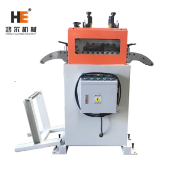 JM3-400 straightener machine for metal steel sheet stamping