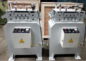 TL-300 Metal Sheet Straightener Machine For Metal Stamping