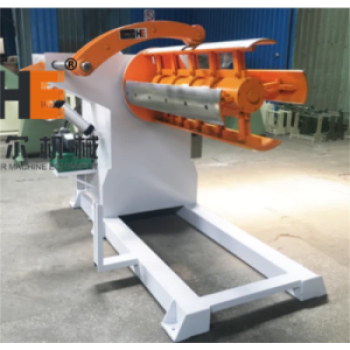 MT-1300 Large Size Decoiler Machine For Stamping Line