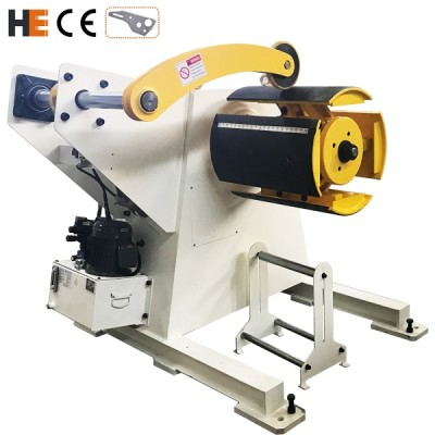 MT-F (Hydraulic Decoiler)
