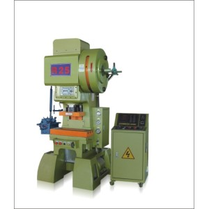 C Frame High Speed Power Press