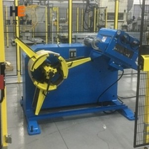 GL-400 (Coil Width 400mm, Thickness 0.3-3.5mm)
