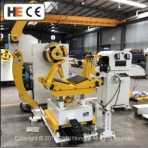 GL-400H (Coil Width 400mm, Thickness 0.5-4.5mm)