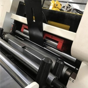 GLK4-1300 For 1300mm Metal Coil Strip Automatic Feeding Compacted Punch Machine