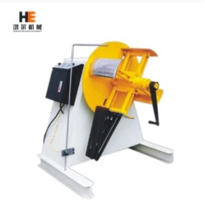 MT-400 Motorized Decoiler Machine For Stamping Line
